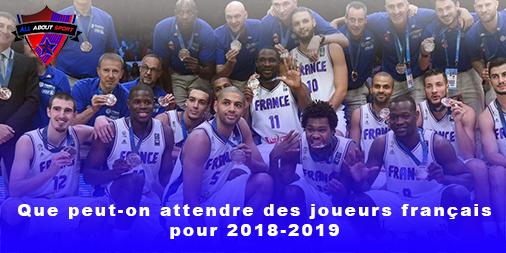 [Preview NBA] Que peut-on attendre des joueurs français pour 2018-2019 ?