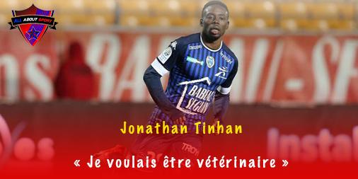 [Interview] : Jonathan Tinhan : «Je voulais être vétérinaire»