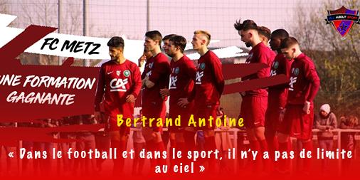 « Dans le football et dans le sport, il n'y a pas de limite au ciel »