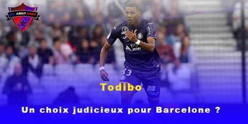 Todibo, un choix judicieux pour Barcelone ?