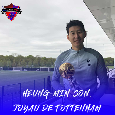 Heung-min Son, joyau de Tottenham