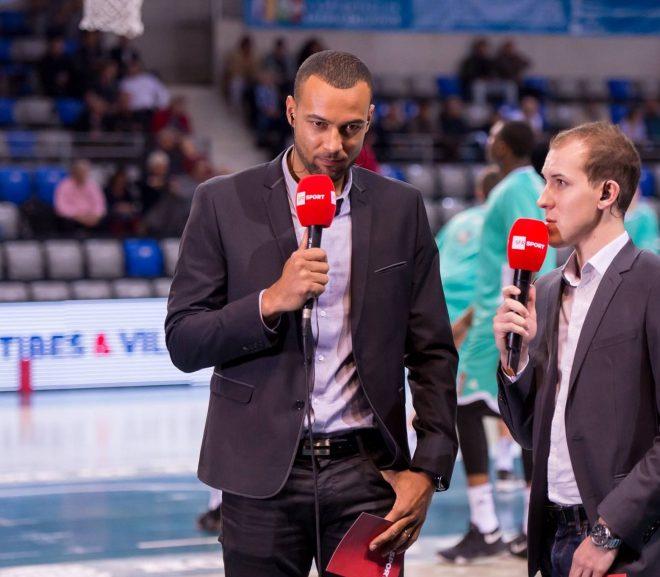 Raphaël Desroses : «Je suis tellement passionné de basket qu'en parler en tant que métier était un rêve pour moi»
