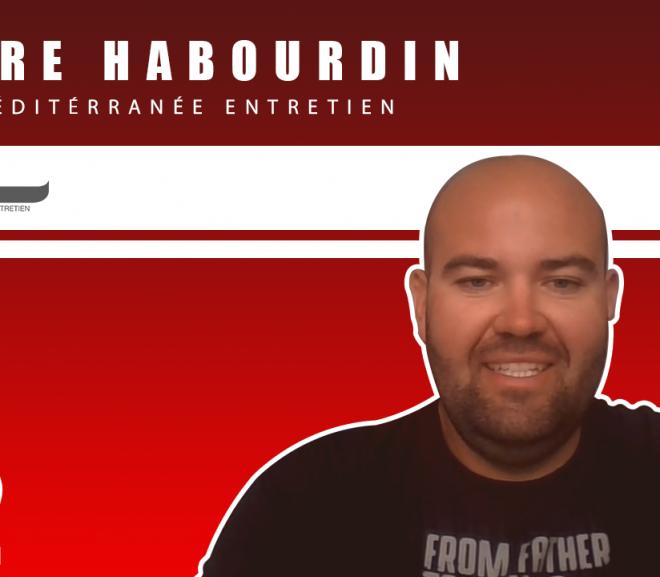 [Pierre Habourdin] : Découvrir le métier de responsable des pelouses !