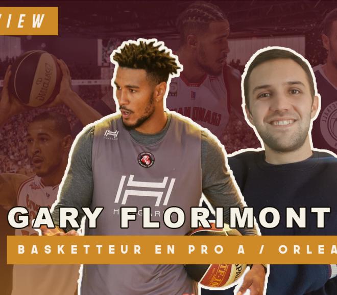 [Gary Florimont] : L'art de nous faire découvrir le sport professionnel autrement