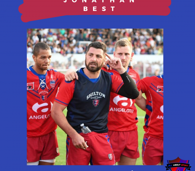 [Podcast] : Jonathan Best : un rugbyman atypique